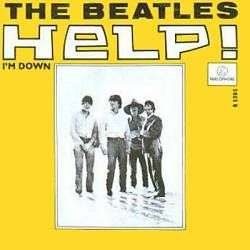 Coverafbeelding Help! - The Beatles