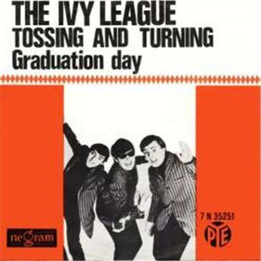 Coverafbeelding The Ivy League - Tossing And Turning