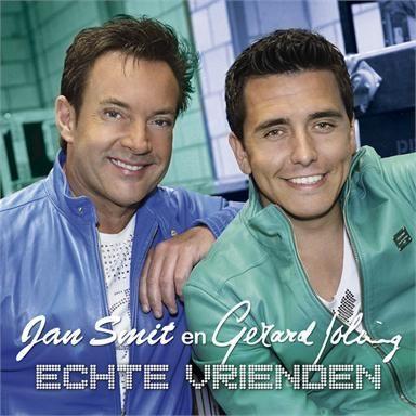 Coverafbeelding Echte Vrienden - Jan Smit & Gerard Joling