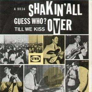 Coverafbeelding Shakin' All Over - Guess Who?