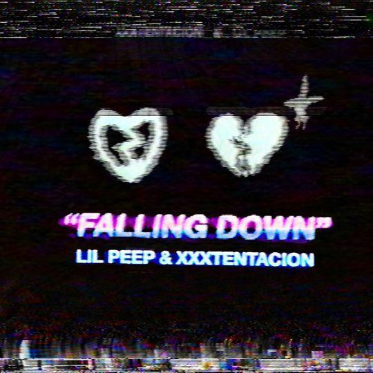 Coverafbeelding Falling Down - Lil Peep & Xxxtentacion