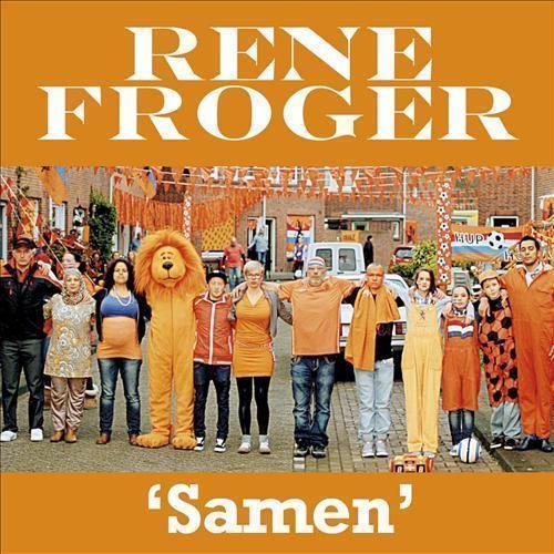 Coverafbeelding Samen - Rene Froger