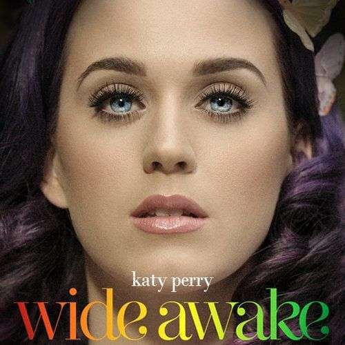 Coverafbeelding Wide Awake - Katy Perry