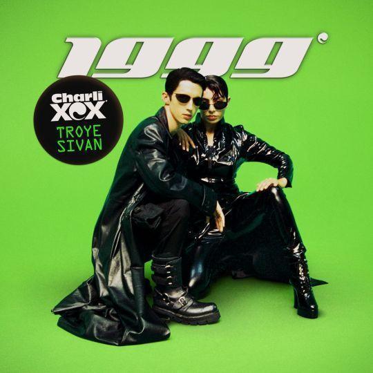 Coverafbeelding 1999 - Charli Xcx & Troye Sivan