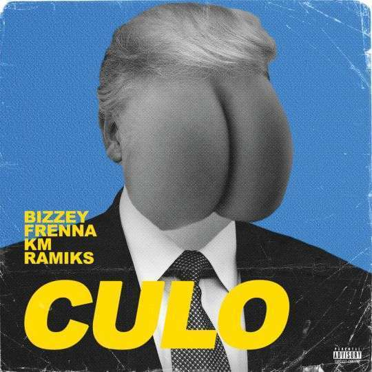 Coverafbeelding Culo - Bizzey & Frenna & Km & Ramiks
