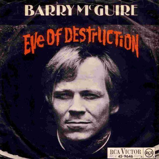 Coverafbeelding Barry McGuire - Eve Of Destruction