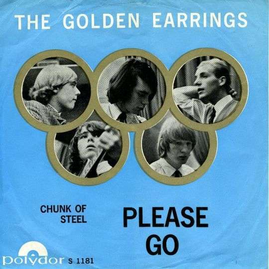 Coverafbeelding Please Go - The Golden Earrings