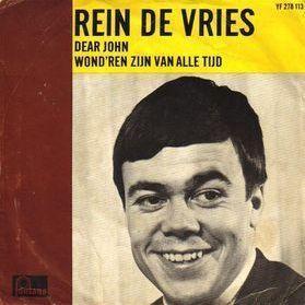 Coverafbeelding Dear John - Rein De Vries