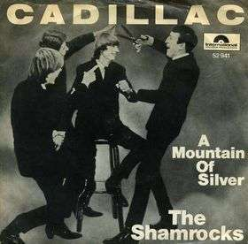 Coverafbeelding Cadillac / Cadillac / Brand New Cadillac - The Shamrocks / The Renegades / De Maskers