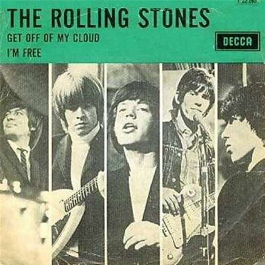 Coverafbeelding Get Off Of My Cloud - The Rolling Stones