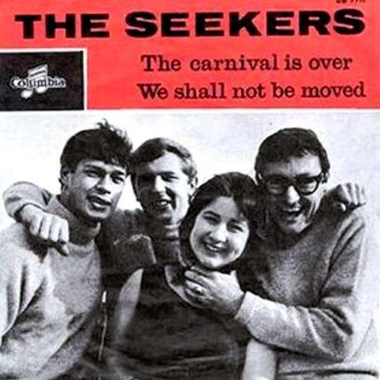 Coverafbeelding The Carnival Is Over - The Seekers