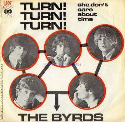 Coverafbeelding Turn! Turn! Turn! - The Byrds