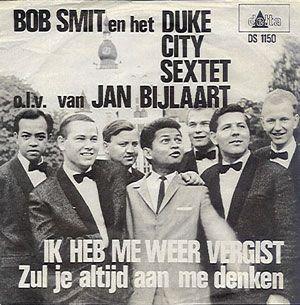 Coverafbeelding Ik Heb Me Weer Vergist - Bob Smit En Het Duke City Sextet O.l.v. Van Jan Bijlaart