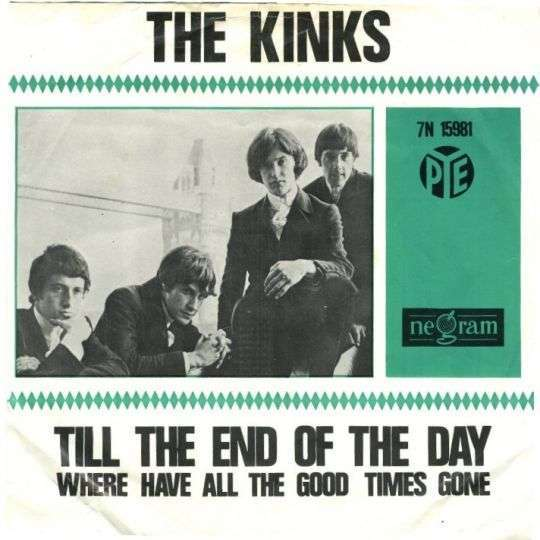 Coverafbeelding Till The End Of The Day - The Kinks
