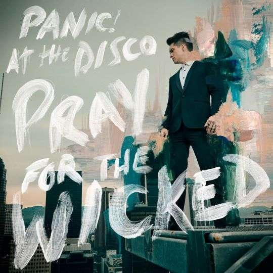 Coverafbeelding Panic! At The Disco - High Hopes