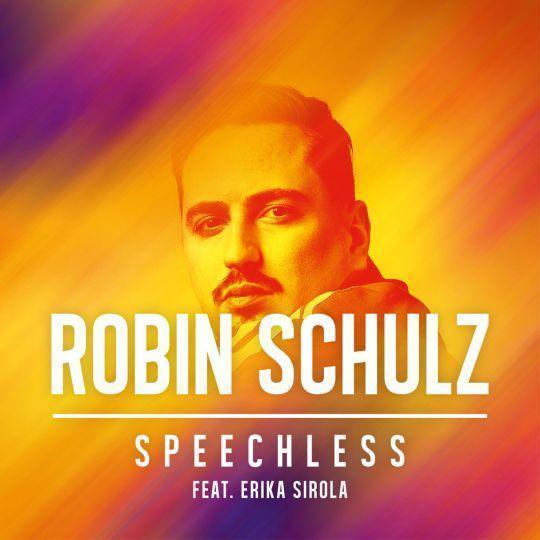 Coverafbeelding Speechless - Robin Schulz Feat. Erika Sirola