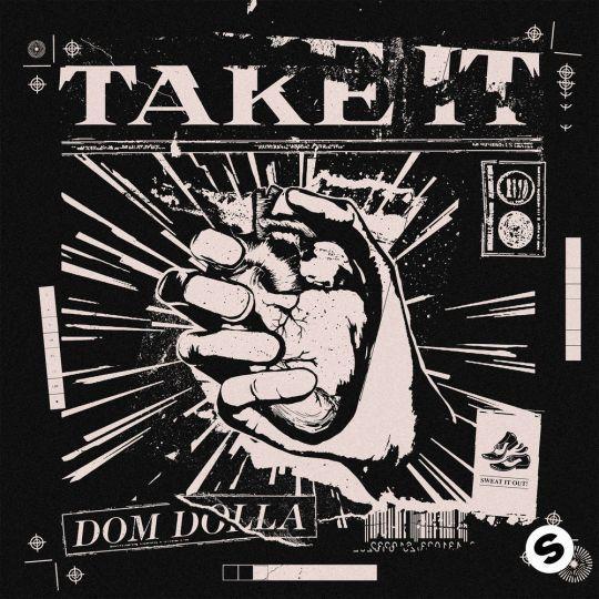 Coverafbeelding Dom Dolla - Take It