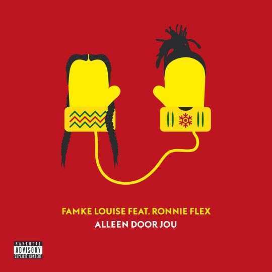 Coverafbeelding Alleen Door Jou - Famke Louise Feat. Ronnie Flex