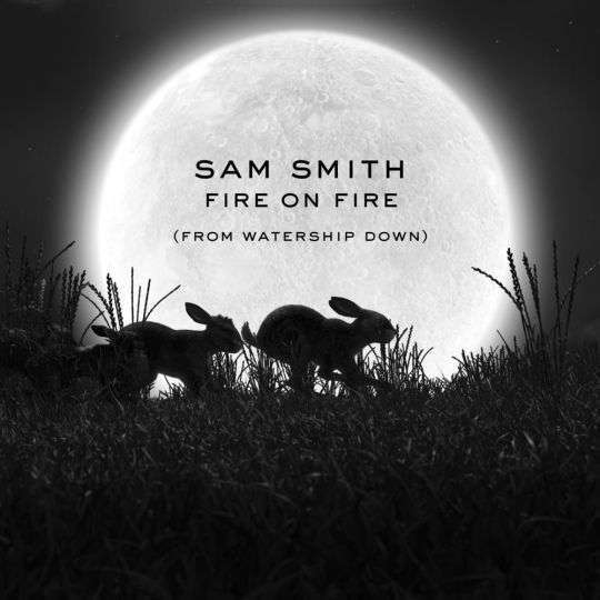 Coverafbeelding Fire On Fire - Sam Smith