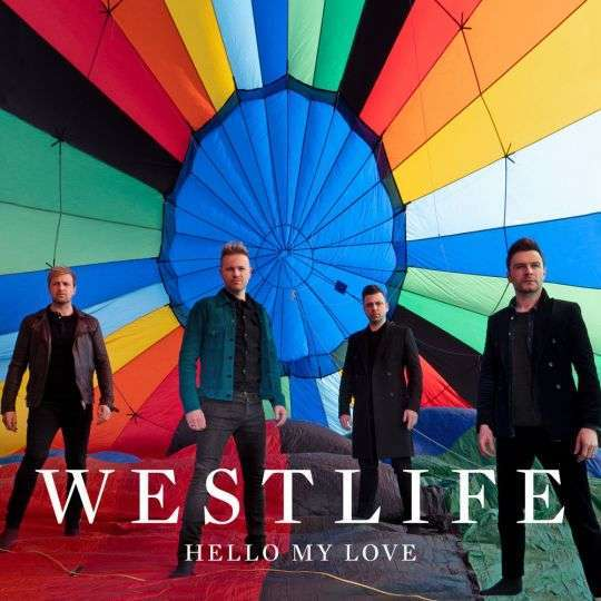 Coverafbeelding Hello My Love - Westlife