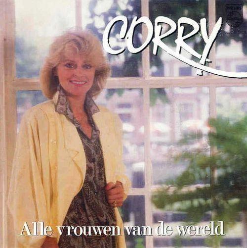 Coverafbeelding Alle Vrouwen Van De Wereld - Corry