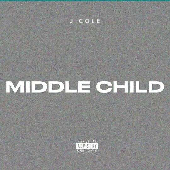 Coverafbeelding J. Cole - Middle child