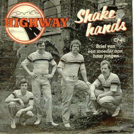 Coverafbeelding Shake Hands - Highway