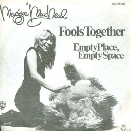 Coverafbeelding Fools Together - Maggie Macneal