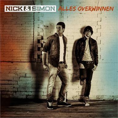 Coverafbeelding Alles Overwinnen - Nick & Simon