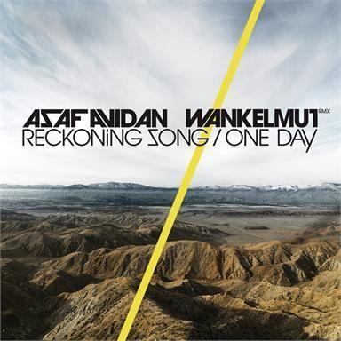 Coverafbeelding Asaf Avidan - Reckoning song/One day - Wankelmut RMX