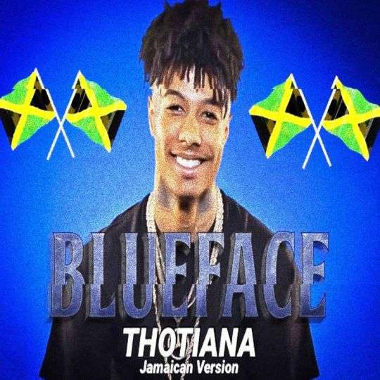 Coverafbeelding Blueface - Thotiana