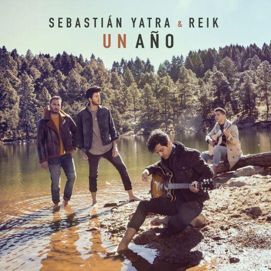 Coverafbeelding Sebastián Yatra & Reik - Un Año