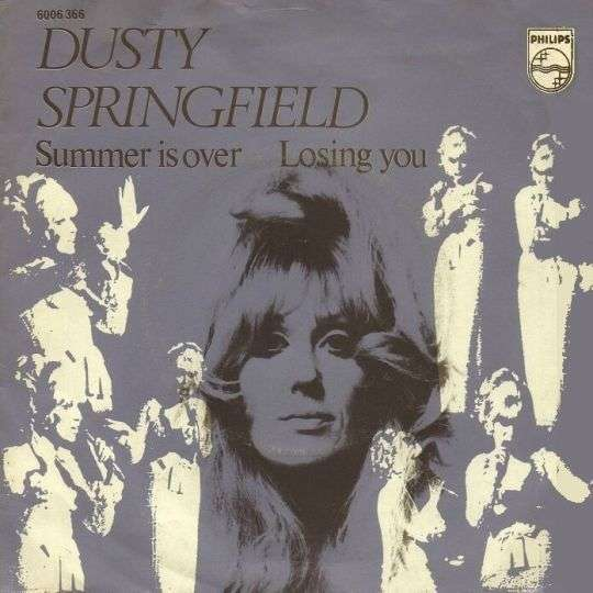 Coverafbeelding Summer Is Over - Dusty Springfield