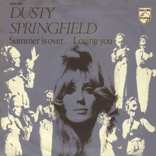 Coverafbeelding Dusty Springfield - Summer Is Over