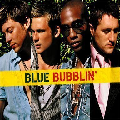 Coverafbeelding Blue - Bubblin'