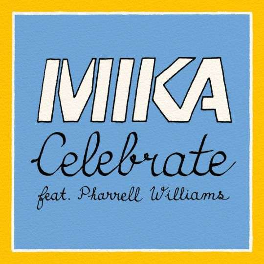 Coverafbeelding mika feat. pharrell williams - celebrate