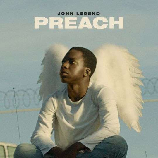 Coverafbeelding Preach - John Legend