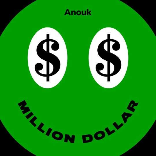 Coverafbeelding Million Dollar - Anouk