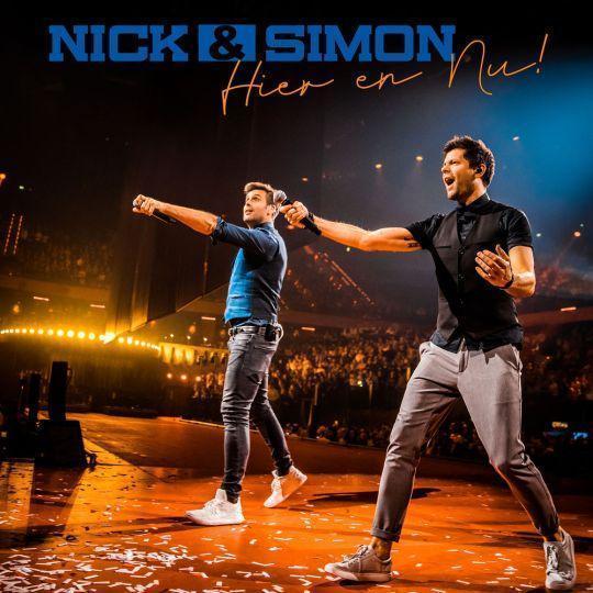 Coverafbeelding Hier En Nu! - Nick & Simon