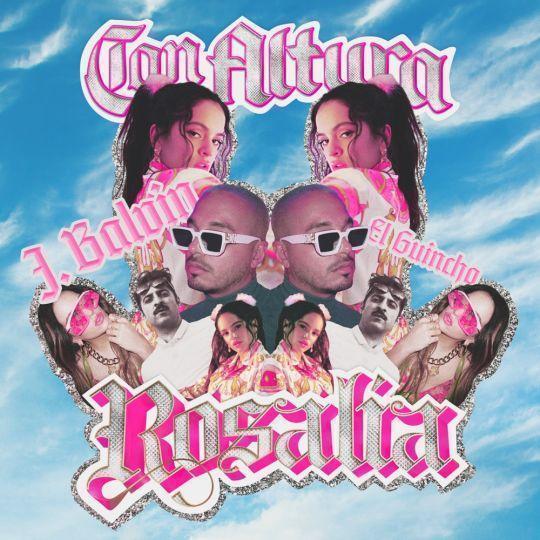 Coverafbeelding Rosalía & J Balvin & El Guincho - Con altura