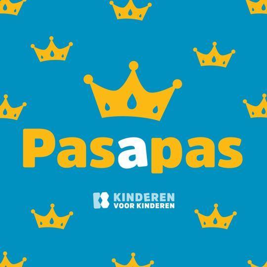 Coverafbeelding Pasapas - Kinderen Voor Kinderen