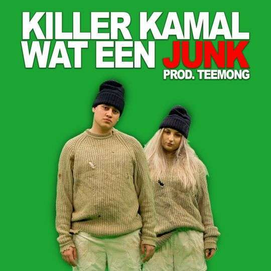 Coverafbeelding Killer Kamal - Wat Een Junk