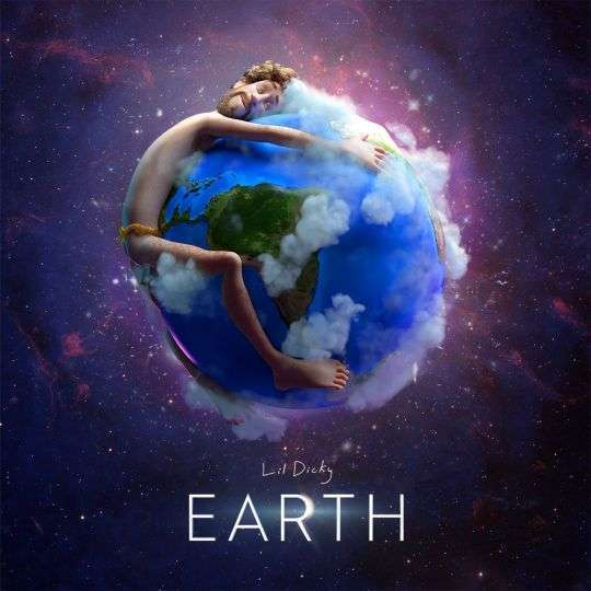 Coverafbeelding Lil Dicky - Earth