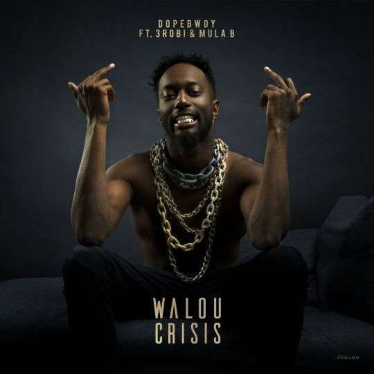 Coverafbeelding Walou Crisis - Dopebwoy Ft. 3Robi & Mula B