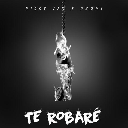 Coverafbeelding Nicky Jam x Ozuna - Te Robaré
