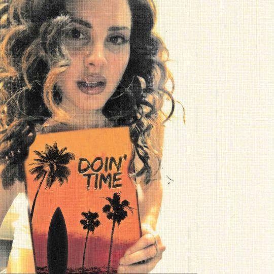 Coverafbeelding Lana Del Rey - Doin' time