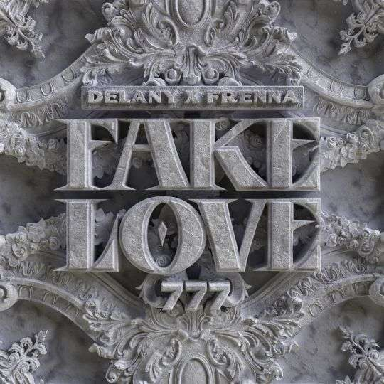 Coverafbeelding Delany & Frenna - Fake love