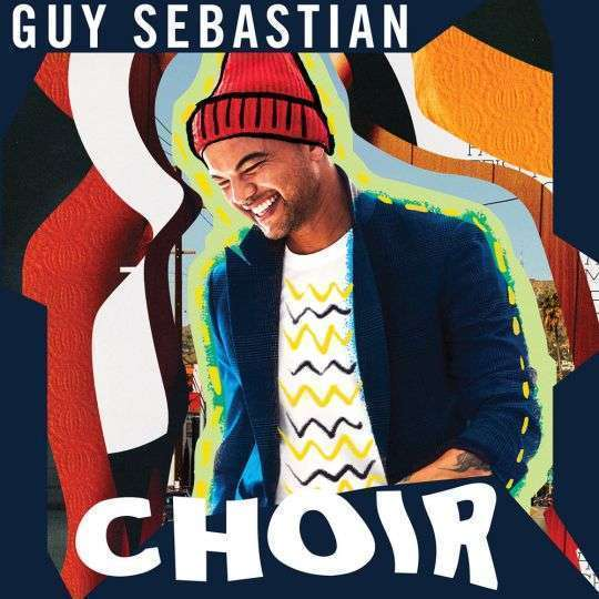 Coverafbeelding Choir - Guy Sebastian