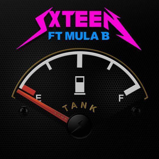 Coverafbeelding Sxteen ft Mula B - Tank
