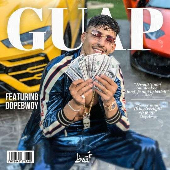 Coverafbeelding Guap - Boef Featuring Dopebwoy